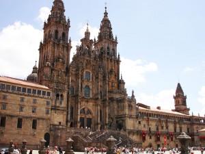 Catedral de Santiago de Compostela - Amuleto e fé!
