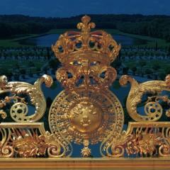 O luxo de Versailles